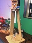 scrap wood 3D printer