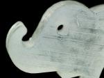 Elephant zookins - closeup 2