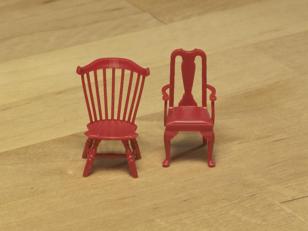 B9 Creator Tiny Chairs