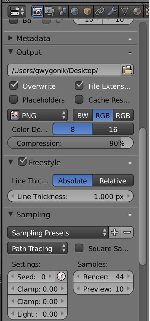 Basic Blender to SVG Tutorial | my plastic future